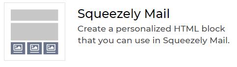 Mail Personalization